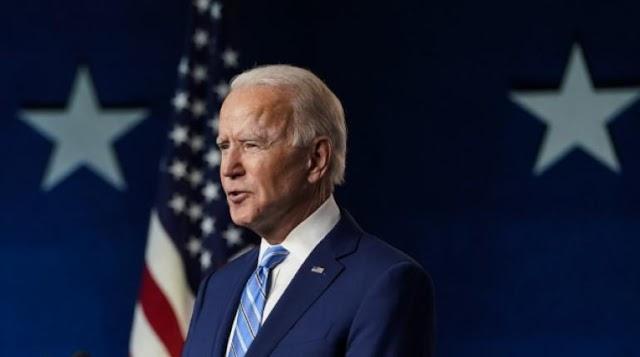 Biden anuncia el retorno de un EE.UU. abierto al mundo al iniciarse transición