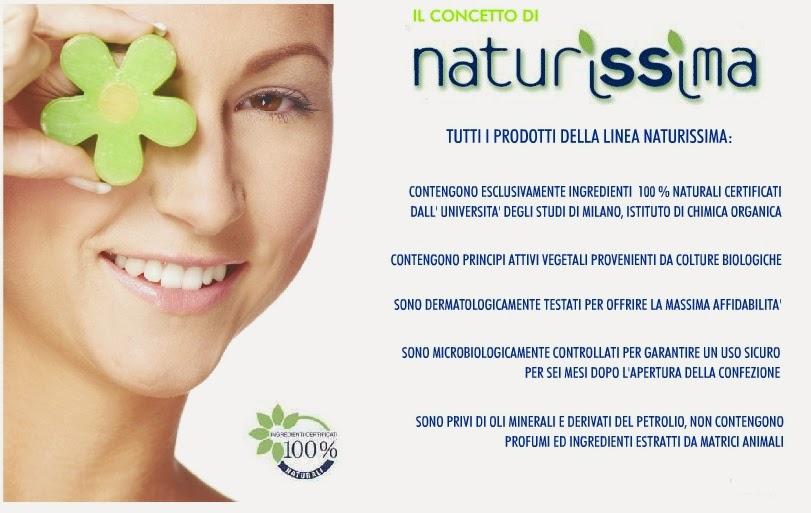 naturissima cosmesi naturale