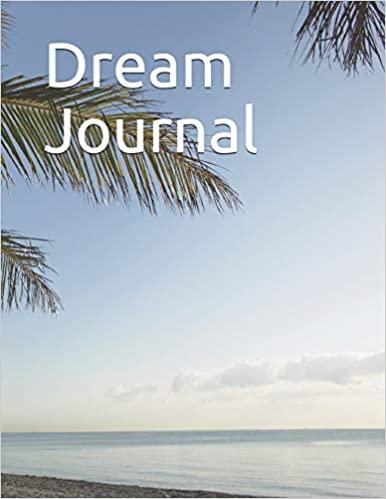 Tropical Island Dream Journal