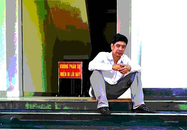 Lương Hữu Phước nhảy lầu tự sát ở tòa án - bi kịch của hành trình đơn độc
