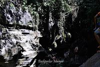 Menyusuri Hidden Canyon Beji Guwang Bali