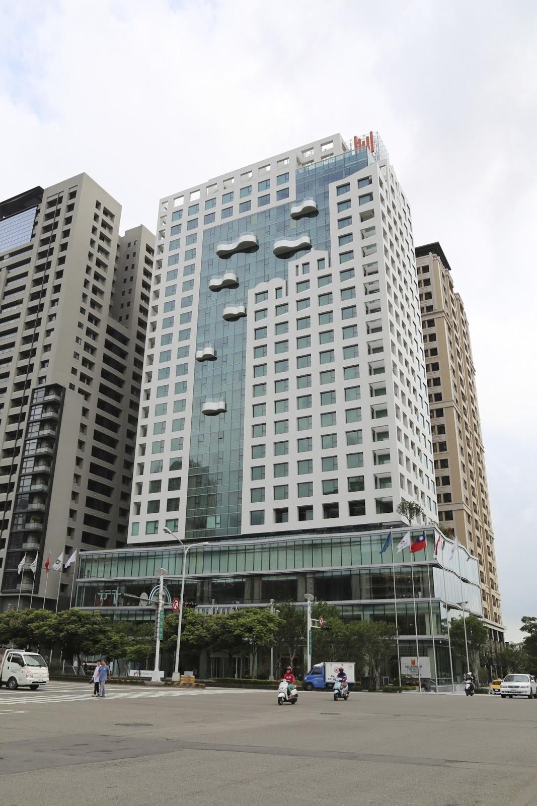 無題: 2013 五月的臺中之旅:日月千禧酒店