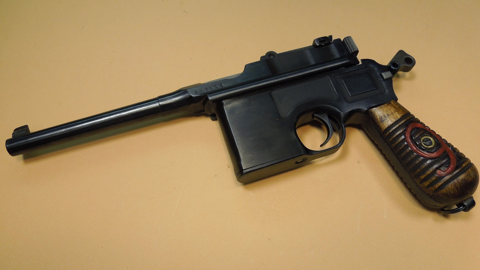 Nictaylor S R Amp R Review Amp Recommendations Mauser 9mm C96