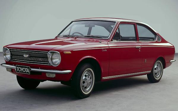 Toyota Corolla de 1ª geração
