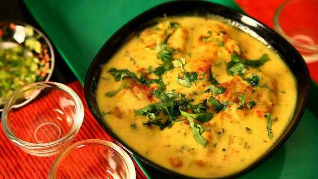 Kadhi pakora recipe-कढ़ी पकोड़ा रेसिपी इन हिंदी