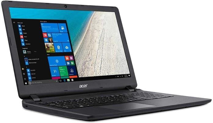 Acer Extensa 15 2540-53W6: análisis