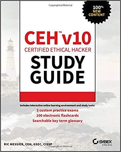 Certified Ethical Hacking V10 pdf