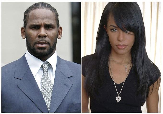 R. Kelly Accuser Testifies She Walked in on Him Performing Oral Sex on Aaliyah
