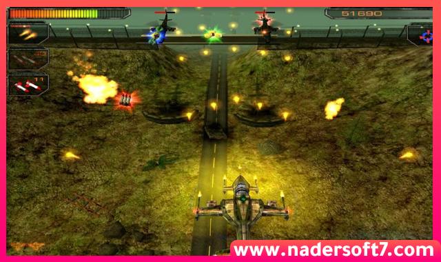 تحميل لعبة الطائرات الحربية air assault للكمبيوتر برابط مباشر