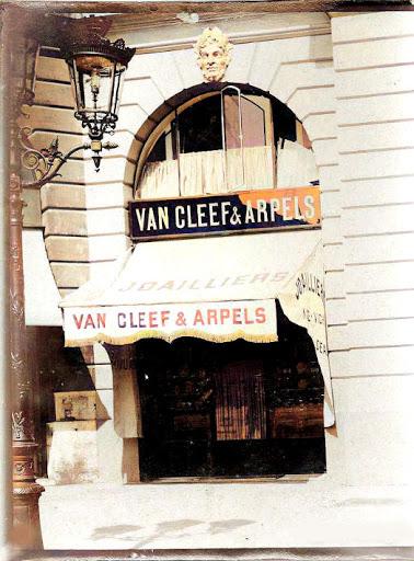 L'Histoire des Van Cleef et des Arpels de Paris