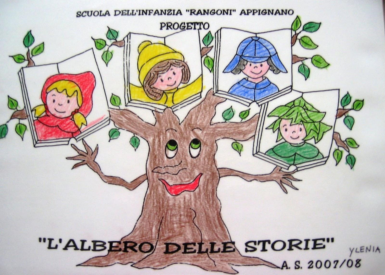 Maestra Mariangela Progetto L Albero Delle Storie