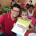 Alunos da rede municipal de ensino infantil  recebem livros didáticos da Prefeitura de Caraúbas