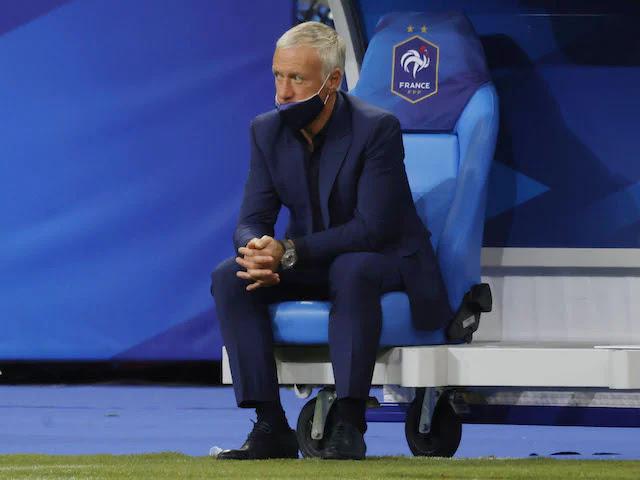 France team boss Didier Deschamps photo