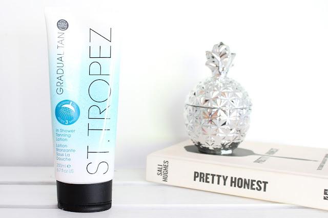 St. Tropez Gradual Tan In Shower Lotion