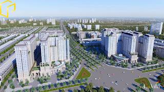 tham gia án đít thành thị hành ta chính Lavilla Green City nổi tiếng đến mức độ nào là?