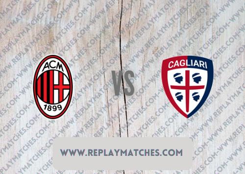 AC Milan vs Cagliari -Highlights 29 August 2021