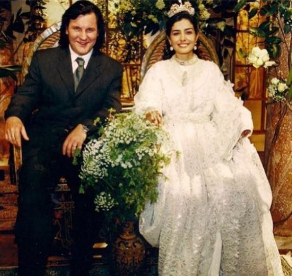 Casamento Mohamed e Latifa O Clone