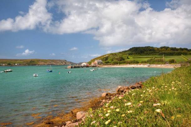Alcuni credono che Lyonesse fosse un luogo reale attaccato alle isole Scilly