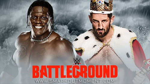WWE Battleground 2015 Battle for the Crown Kickoff Match