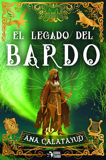 El legado del Bardo (Ana Calatayud)