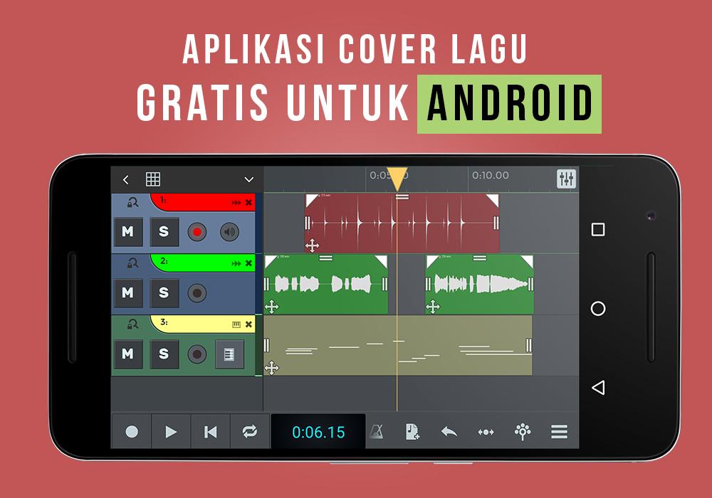 Aplikasi Reccording Lagu Terbaik di Android ( Cover Lagu )