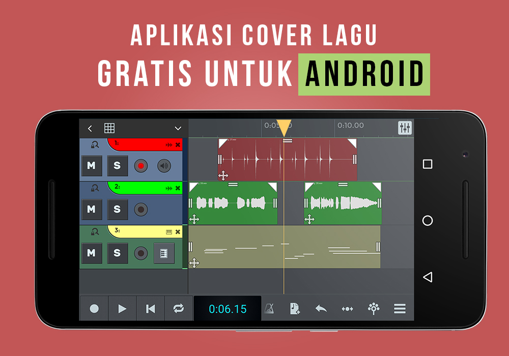 4 Aplikasi Rekaman Lagu Terbaik Di Android Cover Lagu Bukablog Buka Dan Baca Sekarang
