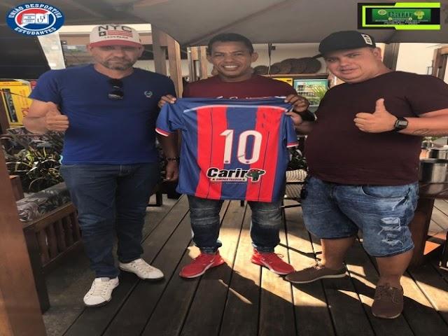 Marcelinho Paraíba assina com equipe do Cariri para jogar campeonato municipal