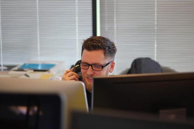 مهنة التسويق عبر الهاتف