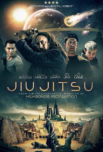 Jiu Jitsu (BRRip 720p Dual Latino / Ingles) (2020)