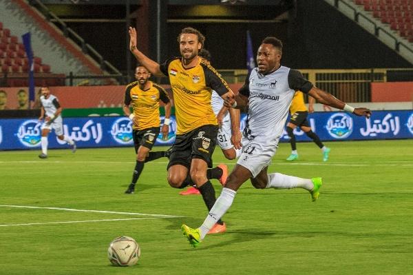 ملخص اهداف مباراة الانتاج الحربي ووادي دجلة (2-2) الدوري المصري