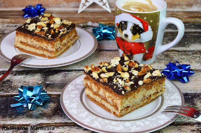 Świąteczny sernik gotowany