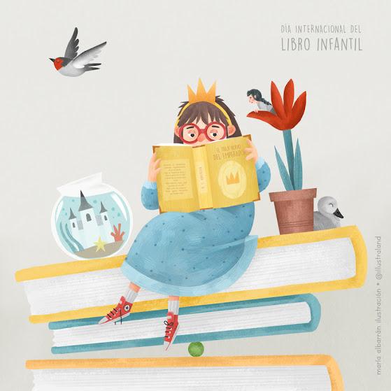 Maria Albarran Ilustracion