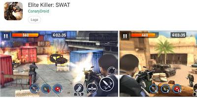 game pertarungan offline elite swat