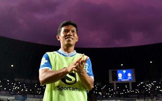 Transfer Pemain Persib: Eka Ramdani Pensiun, Erwin Ramdani Siap Gabung
