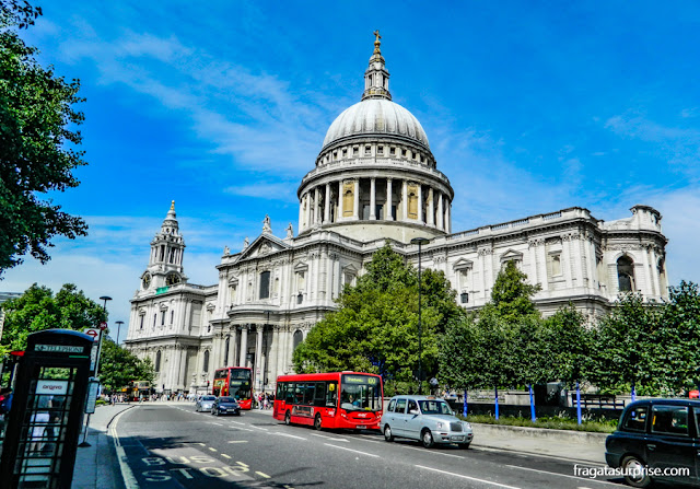 Catedral de Saint Paul, Londres