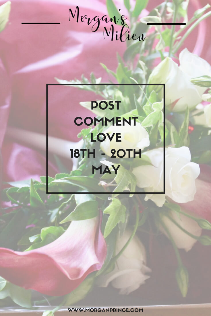 Join Stephanie and I for Post Comment Love 18th - 20th May - we'd love to see you there!