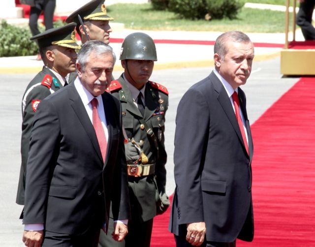 Ακιντζί: Το σενάριο της προσάρτησης στην Τουρκία είναι φρικτό