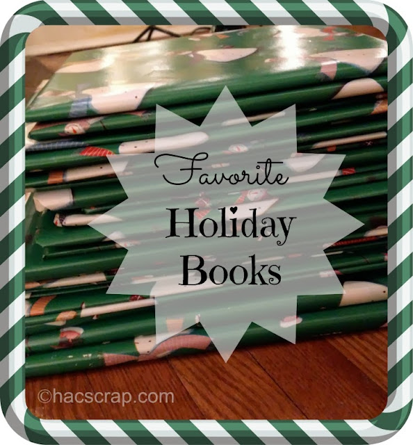 My favorite Holiday Books