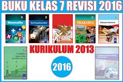Buku SMP Kurikulum 2013 Revisi Lengkap Semua Mata Pelajaran
