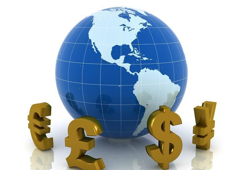 Transaksi Di Seluruh Dunia