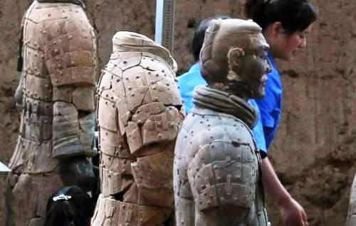 Terakota Tentara China