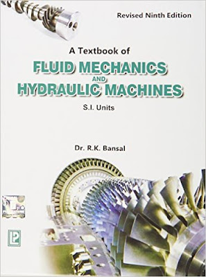 Download Free Fluid Mechanics and Hydraulic Machines by R.K. Bansal Book PDF