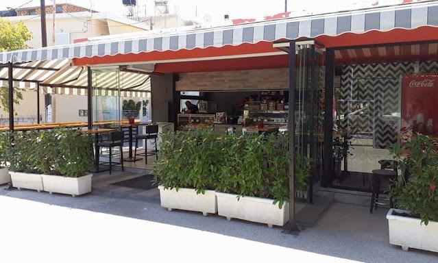 Το καφέ N'joy it στο Άργος ζητάει διανομέα delivery