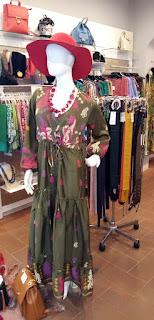 Negozio abbigliamento moda donna
