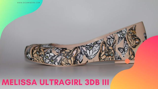 Melissa Ultragirl 3DB III | Gimultimarcas