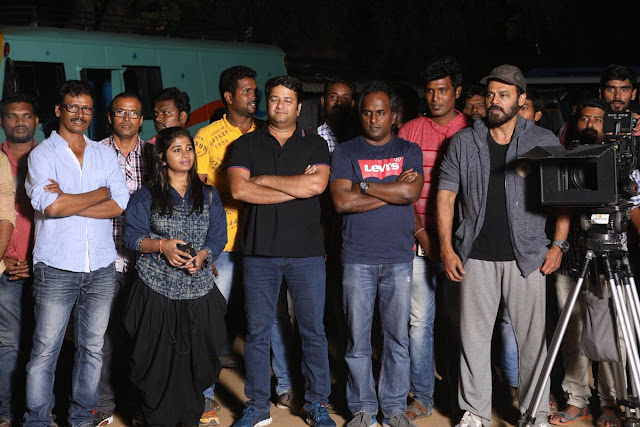 Guru Movie shooting completed Photos