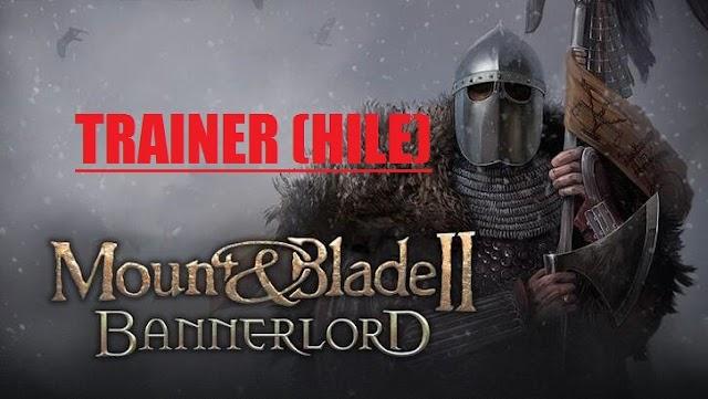 Mount & Blade II: Bannerlord Trainer Hileleri İndir
