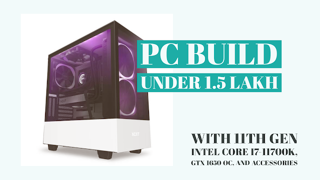 Best Gaming PC Build Under Rs.150000