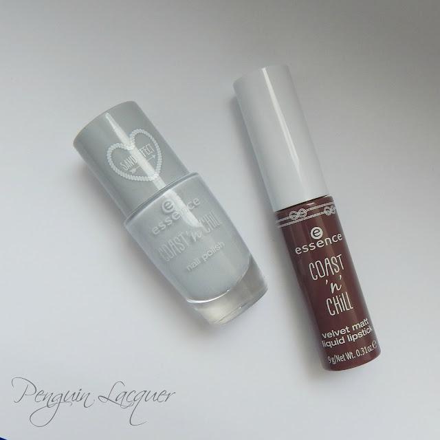 essence cost'n'chill nail polish velvet matt liquid lipstick