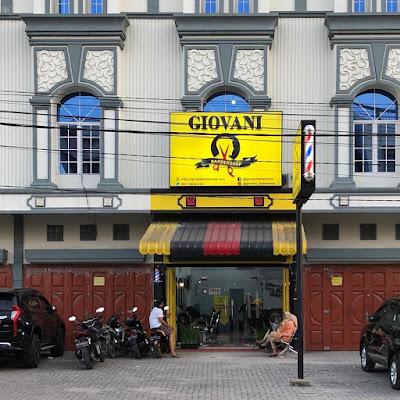 Lokasi Giovani Barbershop